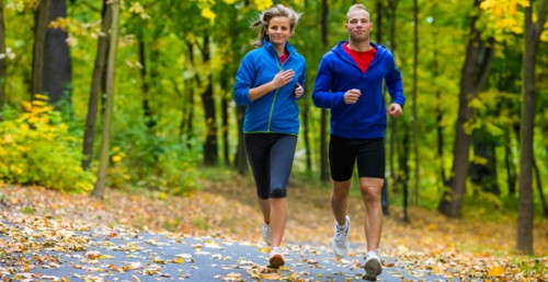 Maintaining Healthy Relationships is possible to do via activities such as running