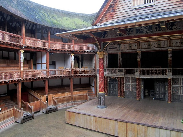 As London experiences go, seeing a play at the Globe is among the most sought after