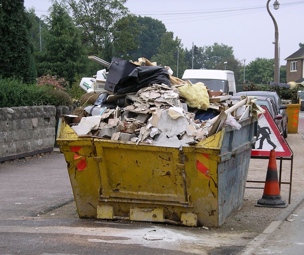 Know When To Use A Skip Bin?