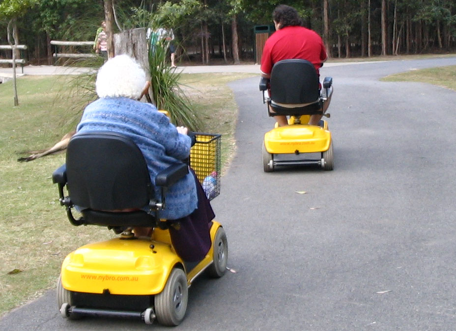 Getting a mobility scooter is one of the Ways to preserve your freedom as you get older