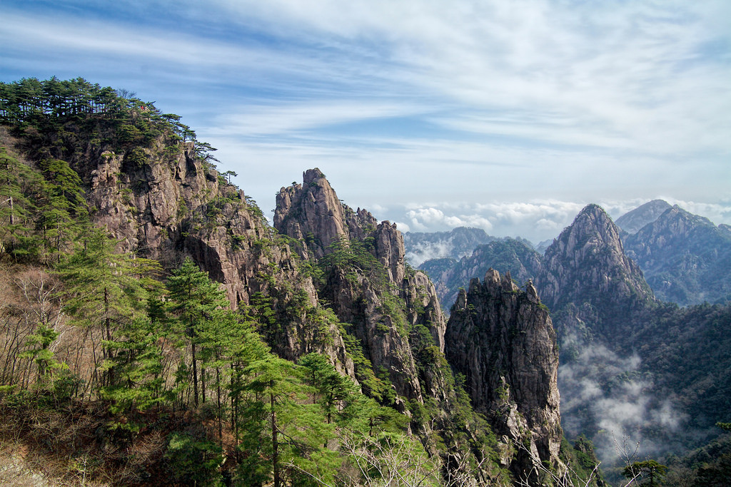 Huangshan is one of the world's Underrated Travel Destinations